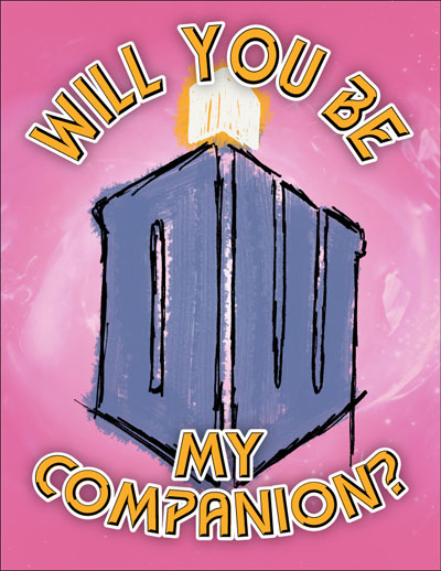 doctor who valentines that will melt even the doctor�s two