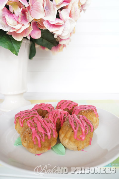 Spiced Vanilla Doughnuts