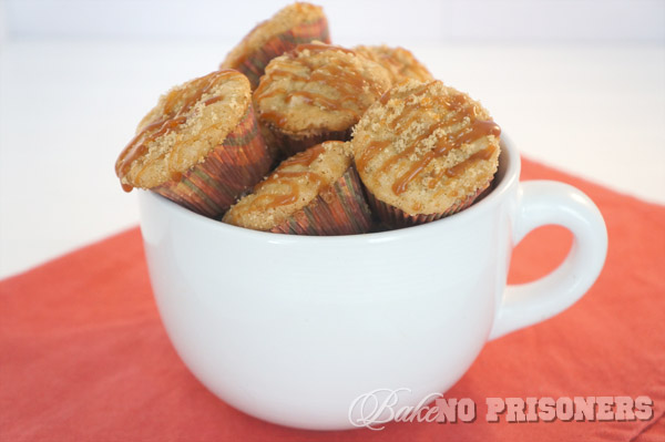 Banana Fosters Muffins