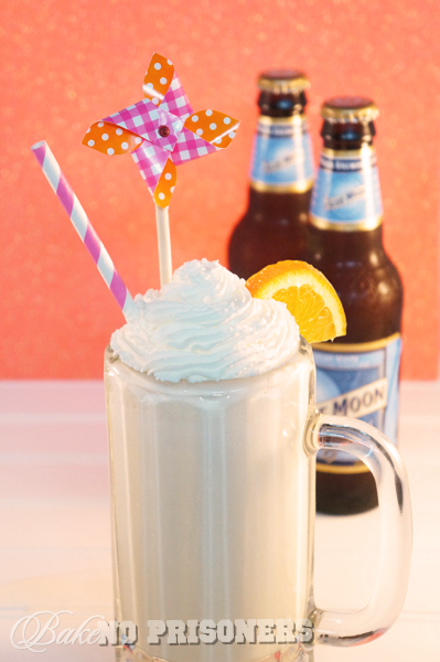 Blue Moon Milkshake