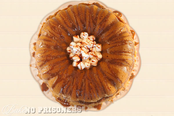 S'mores Coffeecake