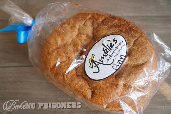 Cinnamon Brioche Bread Pudding